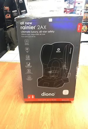 BEST PRICE SHOP!! Dino Rainer 2Ax Car Seat $269 for Sale in Rochester, NY