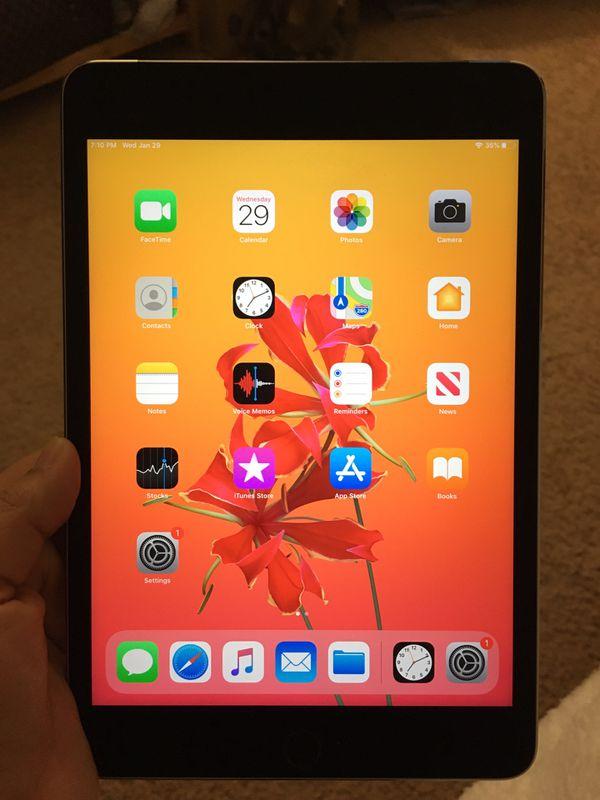 iPad Mini 4 64 GB WiFi + Cellular UNLOCKED