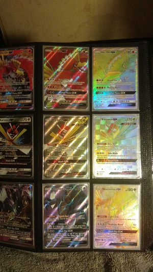 Pokemon card collection for Sale in Houston, TX