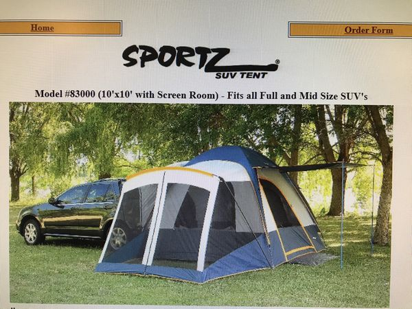 Sportz SUV Van Tent