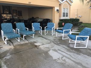 Pool patio furniture set for Sale in Kissimmee, FL