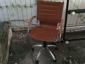 Leather office chair for Sale in Piedmont, CA