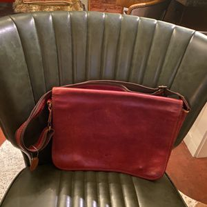 Firenze Italian Leather Messenger Bag for Sale in Los Angeles, CA