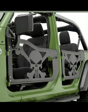Jeep parts Jeep Wrangler jeep doors for Sale in Riverside, CA