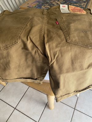Levi's pants and shorts for Sale in Las Vegas, NV