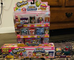 NEW Shopkins Bundle! for Sale in Pflugerville, TX