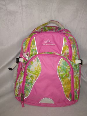 Pink High Sierra Backpack for Sale in Duluth, GA