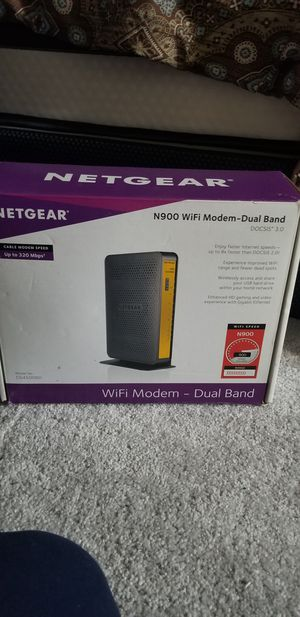 Wifi modem for Sale in Manassas, VA