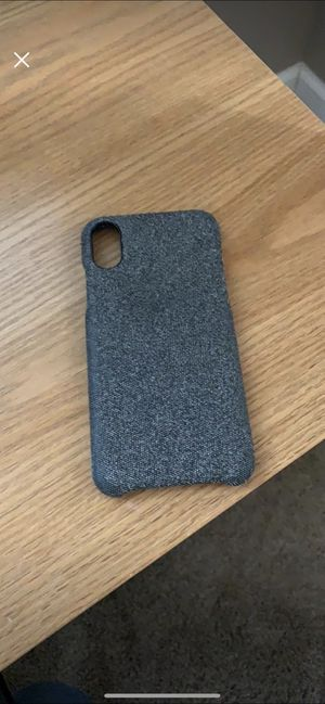 Incipio case for IPhone X for Sale in Kingsport, TN