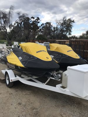 2009 Seadoo GTX155 cruised NON SUPERCHARGED 3 passenger 67! Hours