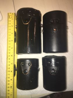 """Hard cases for lenses. 3 3/4"""" to 6"""" for Sale in San Gabriel,  CA"""