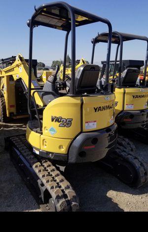 YANMAR VIO17, 25, 35, 50, 55 & VIO80 4 YEAR WARRANTY for Sale in Riverside, CA