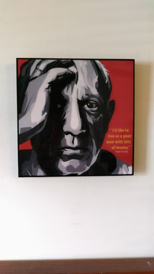 Famous Pop Art Pablo Picasso for Sale in BOWLING GREEN, NY