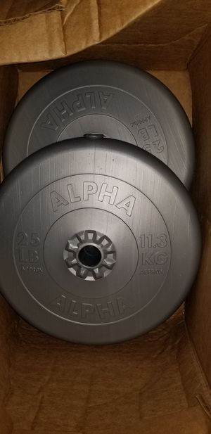 Weight, 25lb, alpha professional for Sale in Malden, MA