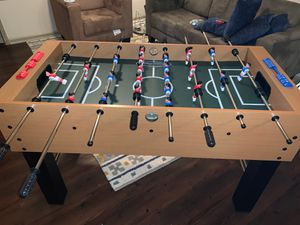 New foosball table for Sale in Morgantown, WV