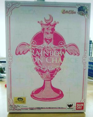 Sailor Moon: Rainbow Moon Chalice Proplica for Sale in San Diego, CA