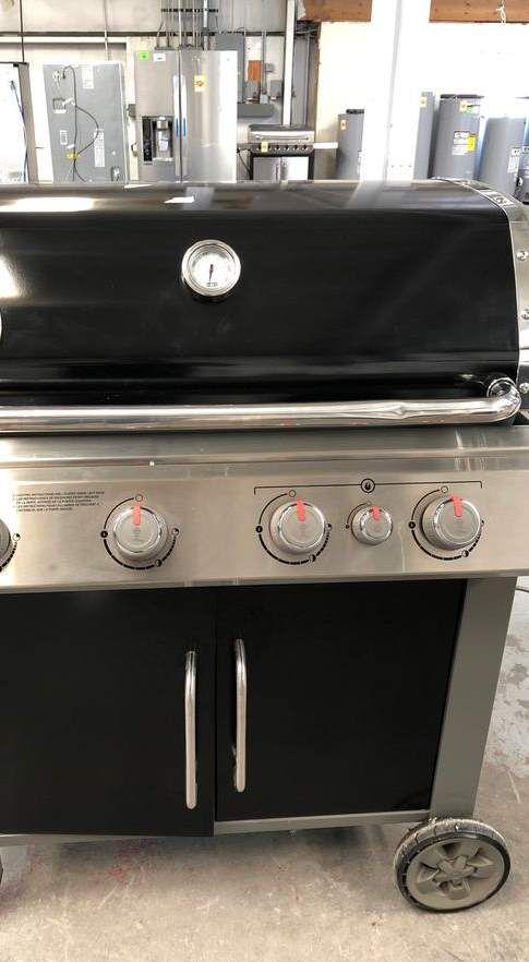 Weber grill PDO
