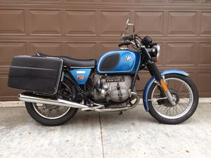 1976 BMW R75/6 airhead motorcycle for Sale in Irvine, CA