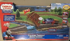 Thomas & friend trackmaster motorized railway. Brand new. Needs new batteries. Sealed for Sale in Geneva, FL