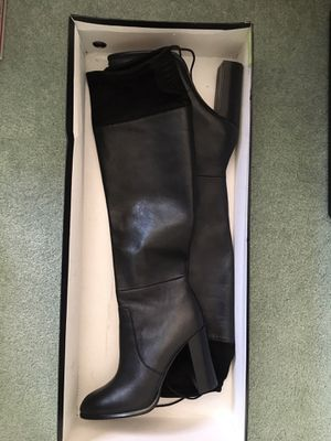 French connection FCUK new in box thigh high boots for Sale in Henderson, NV