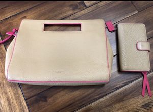 Coach clutch & wallet for Sale in Bloomington, IL