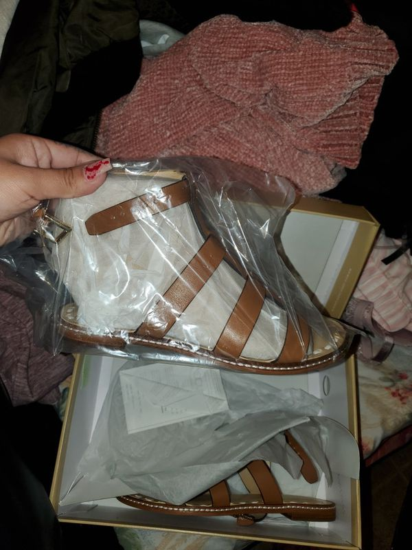 Michael Kors sandals size 5.5 New with box