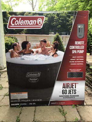 71 in x 26 in Coleman Saluspa Hot Tub Pool for Sale in Carmel Hamlet, NY