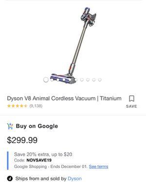 Dyson V8 animal for Sale in Denver, CO