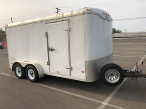 2007 Haulmark enclosed trailer - Transport for Sale in Phoenix, AZ