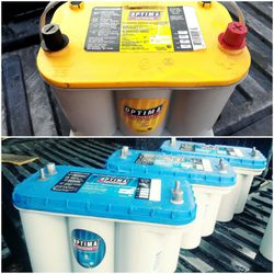 Optima Batteries for Sale in Fort Lauderdale,  FL