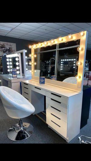 New white vanity/BLACK FRIDAY SALE!!! for Sale in Houston, TX
