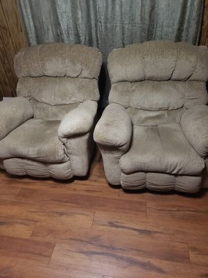 2 Recliner chairs for Sale in Appomattox, VA