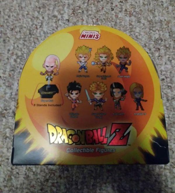 Dragonball Z Mini figures Series 2