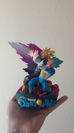 Dragonball Z 3d Figurine for Sale in Tacoma, WA