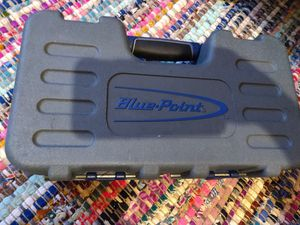 Snap on. Blue point 1/4 service set for Sale in Osteen, FL