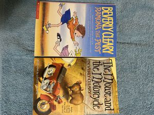 Two Beverly Cleary books for Sale in Wallingford, CT
