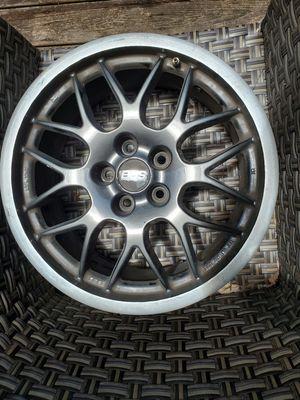 4 bbs wheels 17x8 5x114.3 for Sale in Saint Petersburg, FL