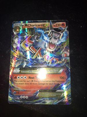Pokemon card Mega Charizard x 12/83 for Sale in Fresno, CA