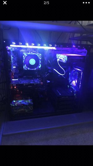 4K gaming /video /photo editing computer for Sale in Indianapolis, IN