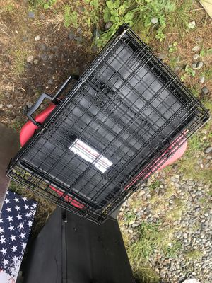 Folding Dog Crate for Sale in Entiat, WA