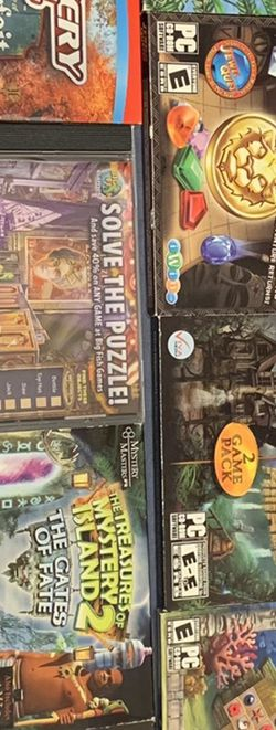 PC Games for Sale in San Angelo,  TX