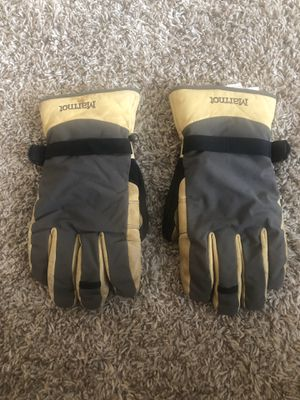 Marmot Ski Snowboard Winter Gloves Heavy Duty Size XL Snowmobile Work Hiking for Sale in Katy, TX
