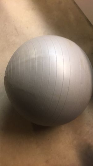 Exercise ball for Sale in Aledo, IL