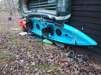 Tandem kayak. Made by Brooklyn kayak company for Sale in Fredericksburg,  VA