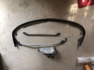 92-95 Honda Civic Parts Lip Strut bar Lower Tie Bar Headlight for Sale in Silver Spring, MD