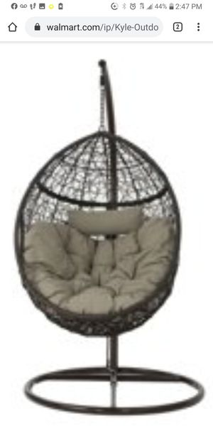 Hanging chair for Sale in Klamath Falls, OR