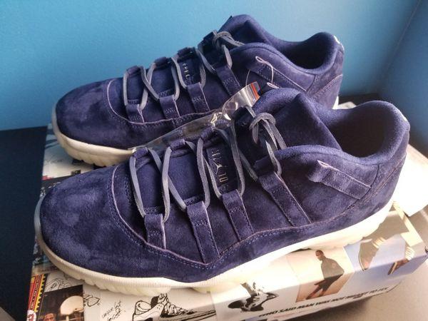 206771710d6fad Nike Air Jordan 11 low Jeter men s size 10.5 for Sale in Fort ...