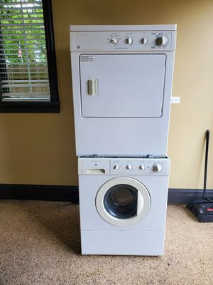 Washer machine and gas dryer for Sale in Des Plaines, IL