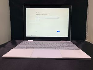 "Google PixelBook Go 12.3"" i5 8GB RAM 128GB Memory Touchscreen Laptop( Cracked Screen ) for Sale in Boca Raton, FL"