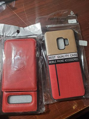 S10 AND s 9 Samsung phone covers for Sale in Henderson, NV